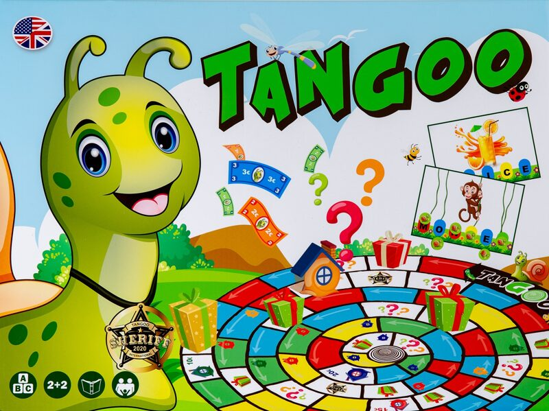 "Board game ""TANGOO""."